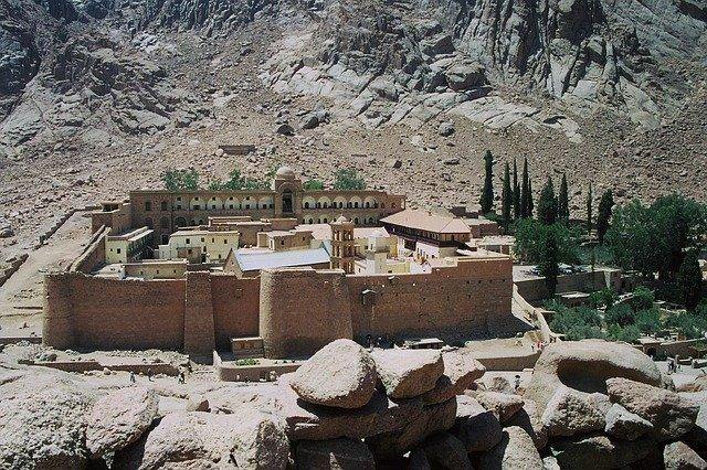 monastero di santa caterina