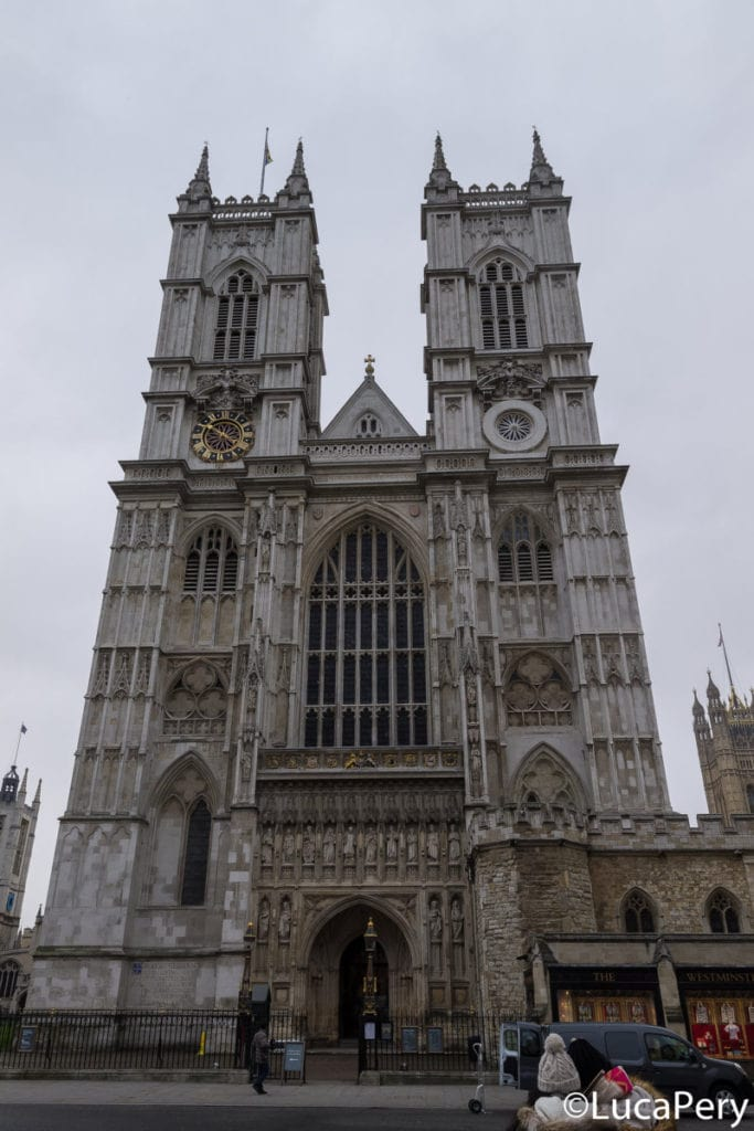 Westminster Abbey Londra