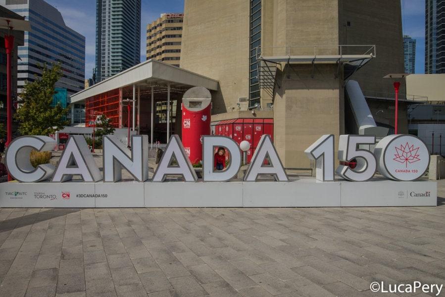 Canada in 10 scatti