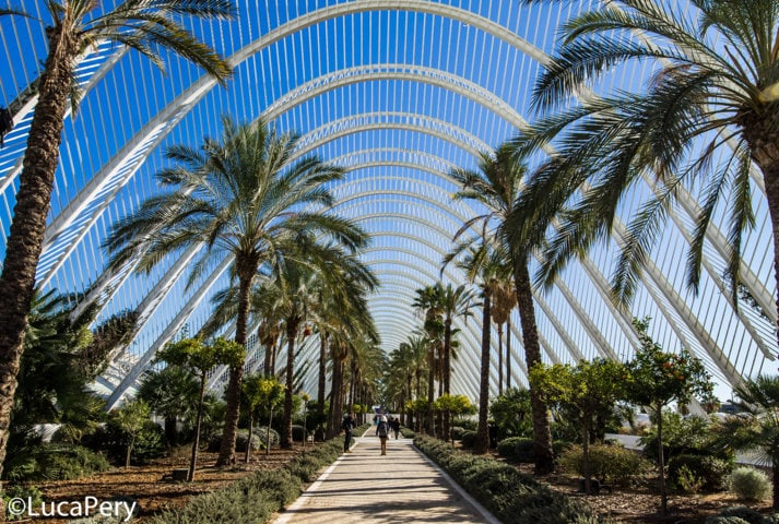 Città della Scienza Valencia