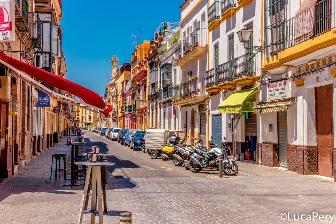 Andalusia in 10 scatti