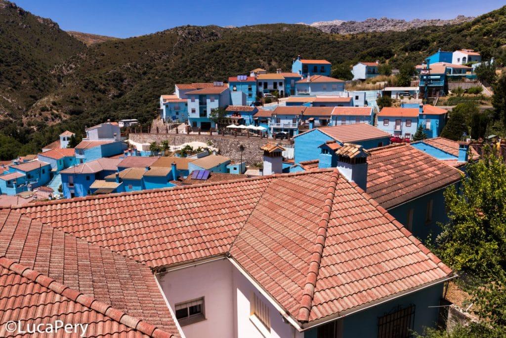 Visita a Juzcar Il Paese dei Puffi in Andalusia