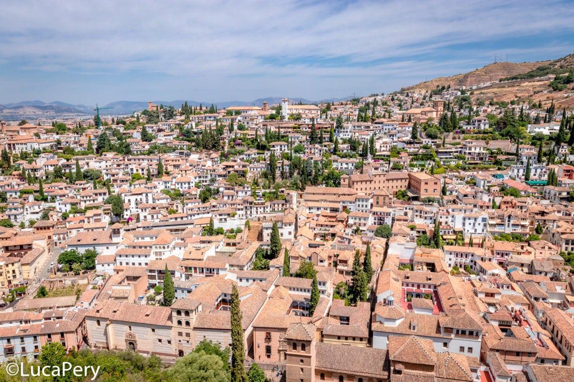 come Visitare l'alhambra