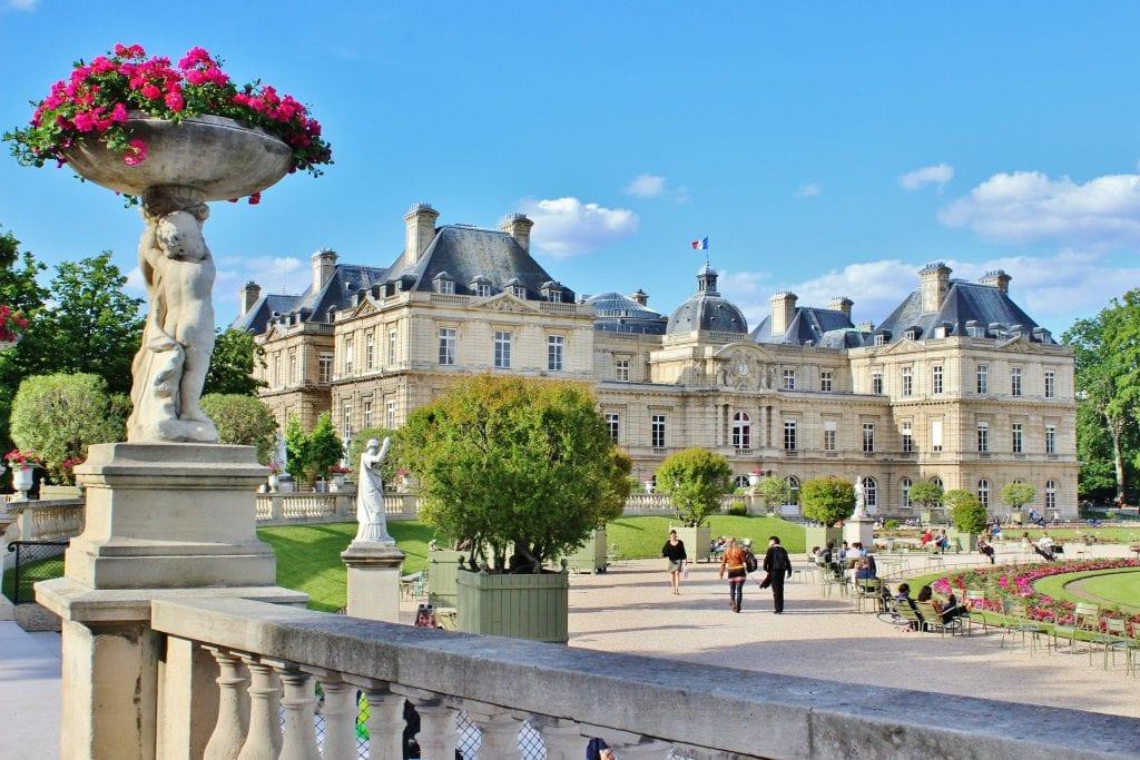 Giardini del Lussembrugo Parigi