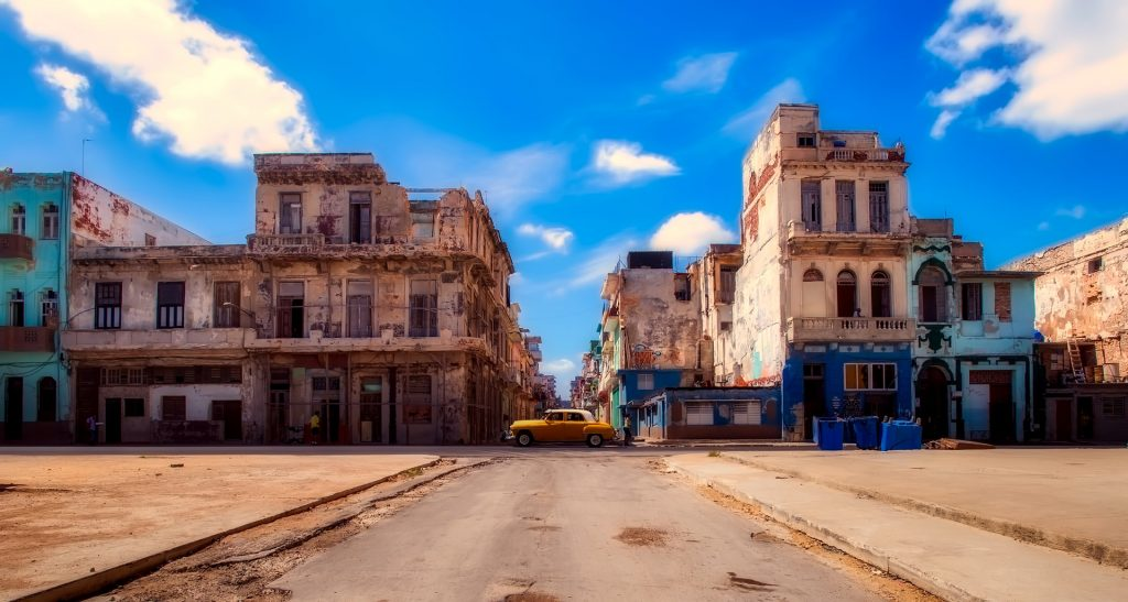 Viaggio a l'Avana