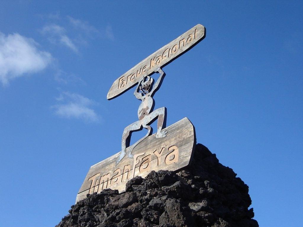 Visita al Parco del Timanafaya Lanzarote