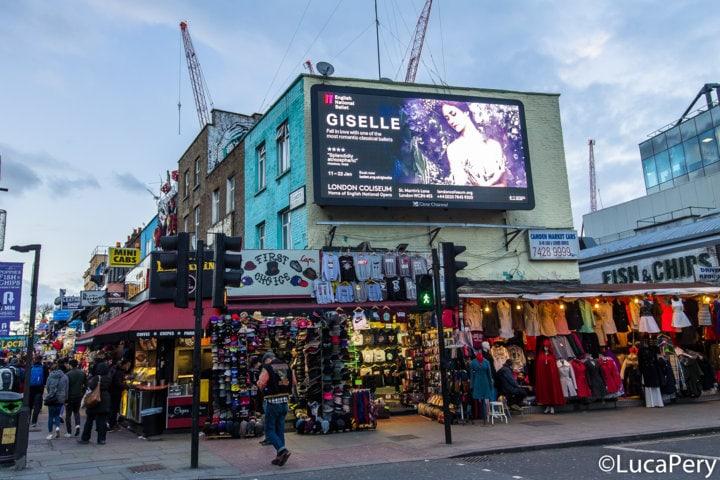 Camden Town Londra
