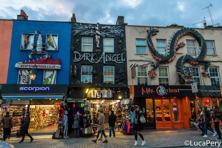 Cosa vedere a Camden Town
