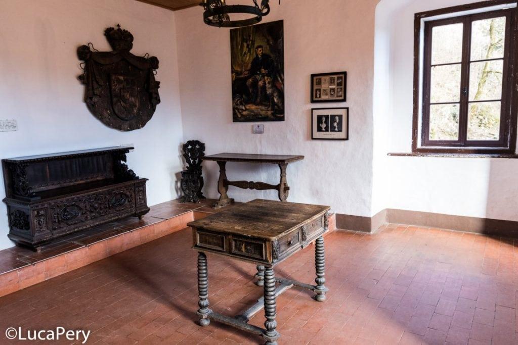 Visitare Castello di Predjama