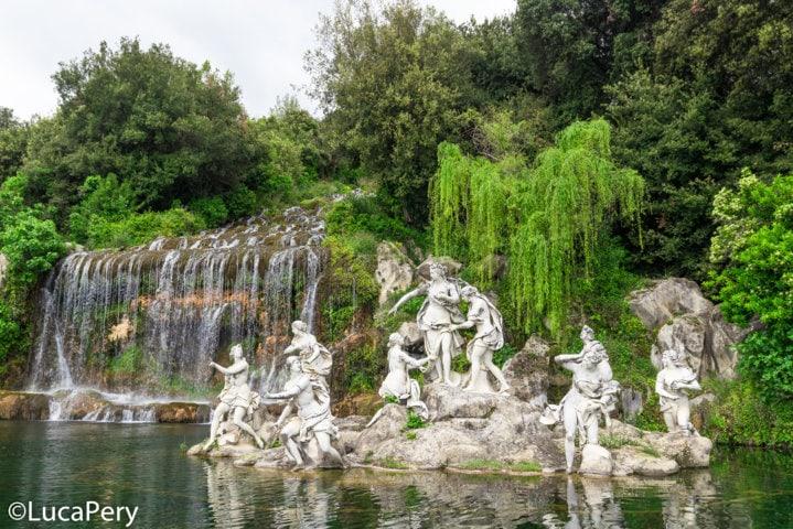 Fontana di Diana e Atteone Reggia di Caserta