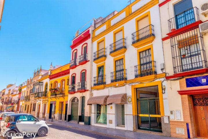 Cosa vedere a Siviglia Andalusia Spagna