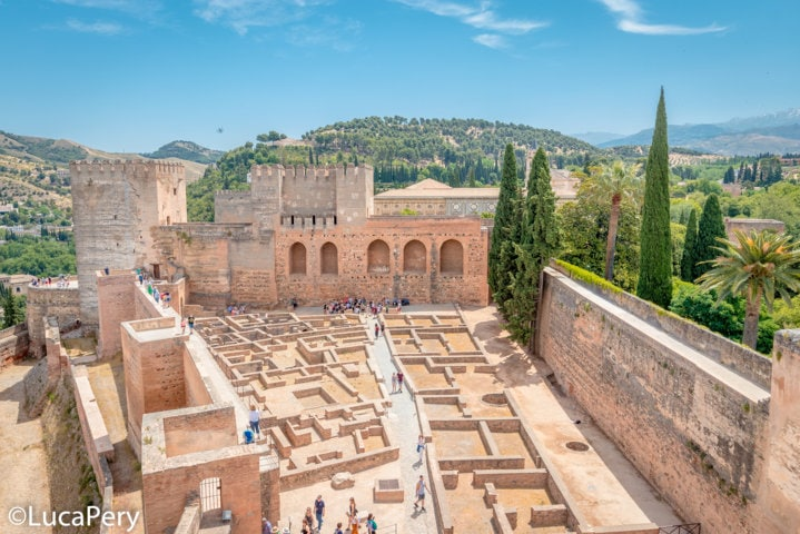 consigli come Visitare l'alhambra