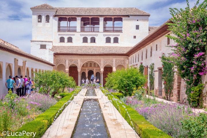 Giardini Generalife Granada
