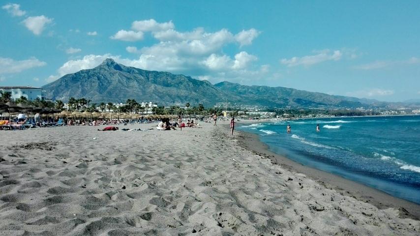 Spiaggia Marbella
