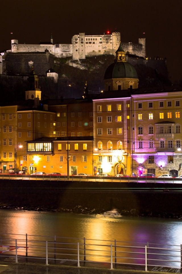 Castello di Salisburgo