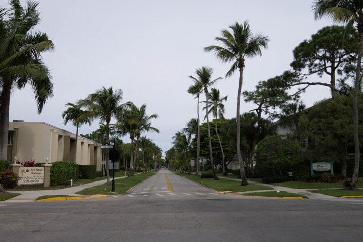 Costa Occidentale della Florida