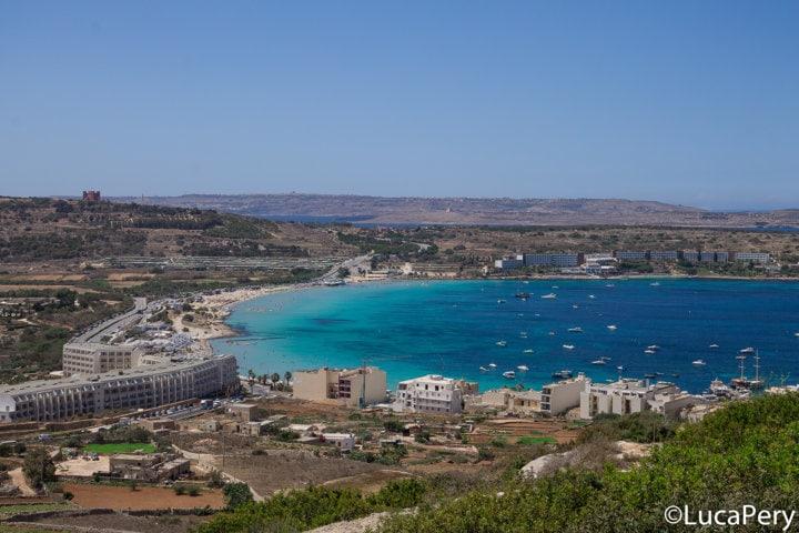 Spiaggia di Malta