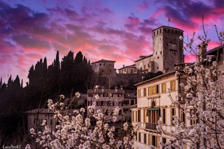 Asolo: cosa vedere nel borgo dei cento orizzonti. Visita tra i colli della Marca Trevigiana.