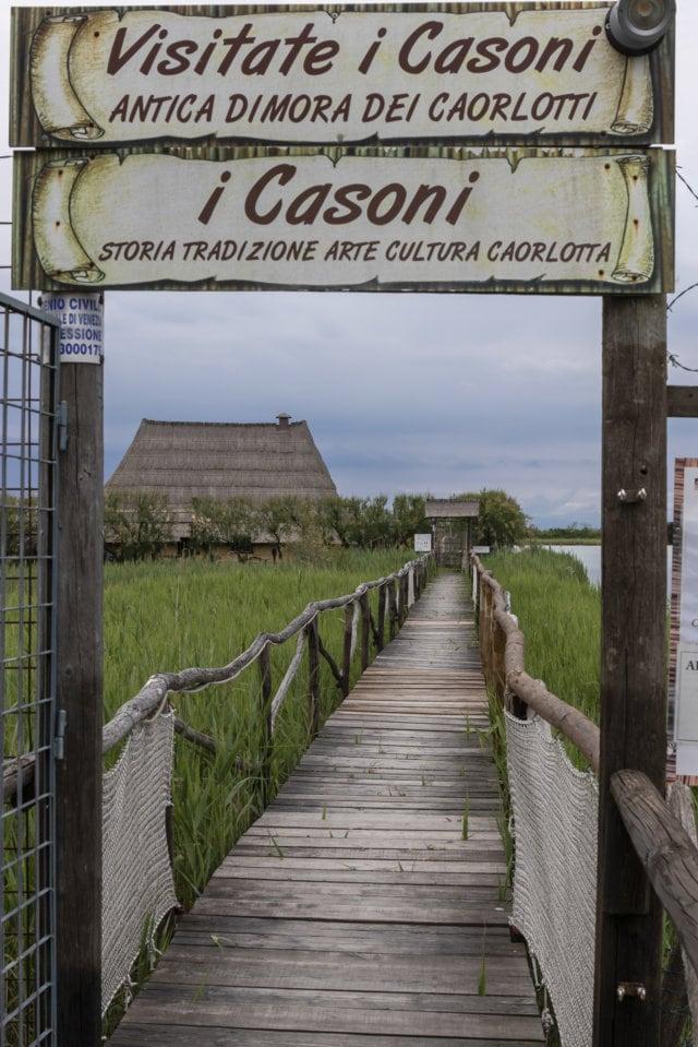 casoni di caorle