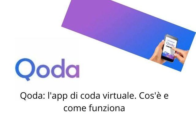 qoda app coda virtuale